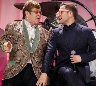 Elton John Oscars