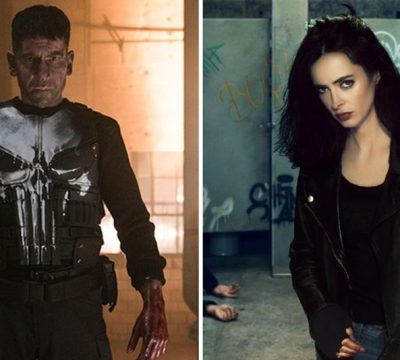 Jessica Jones Netflix The Punisher