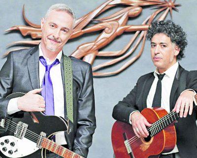 Manuel García y Pedro Aznar