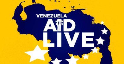venezuela live aid