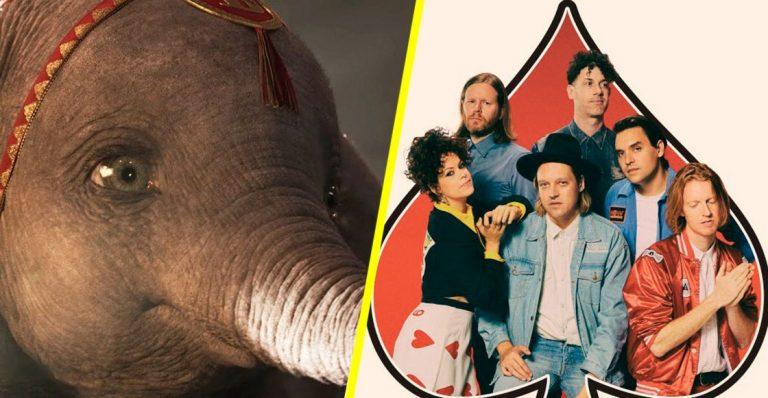 Arcade Fire Dumbo