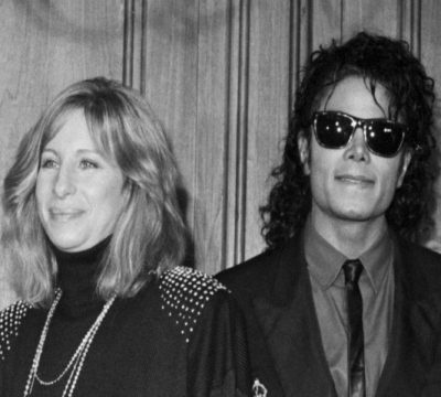 Barbra Streisand Michael Jackson