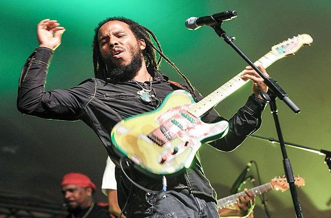 Ziggy Marley Lollapalooza Chile 2019