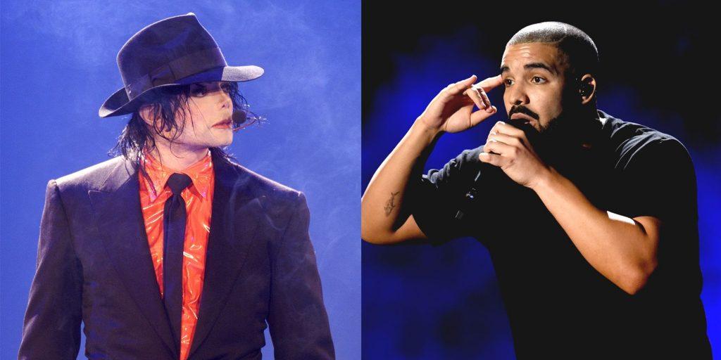 Drake Michael Jackson