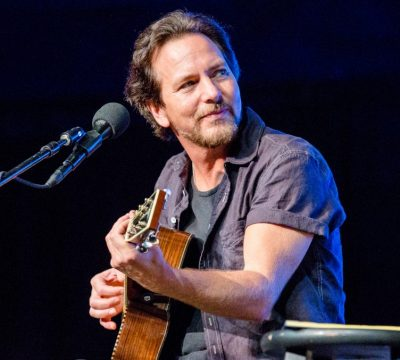 Eddie Vedder A Star Is Born