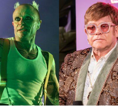 Elton John The Prodigy