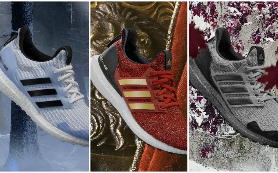 Adidas Running presenta su colaboración con Game Of Thrones de edición limitada
