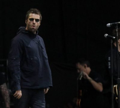 Liam Gallagher Lollapalooza