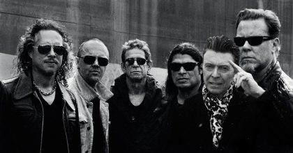 Metallica David Bowie