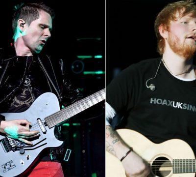 Muse Ed Sheeran