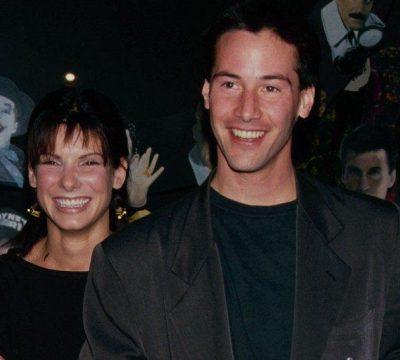 Sandra Bullock Keanu Reeves