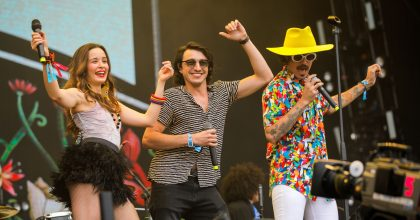 Lollapalooza Chile 2019 Monsieur Periné