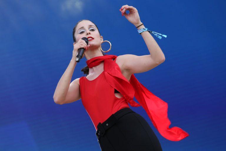 Francisca Valenzuela Lollapalooza Chile