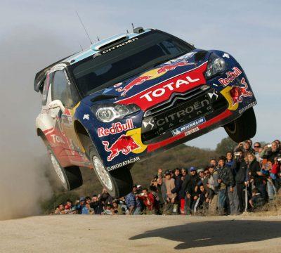 ruta Rally Mundial