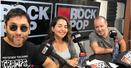 Narea y Tapia en Rock & Pop