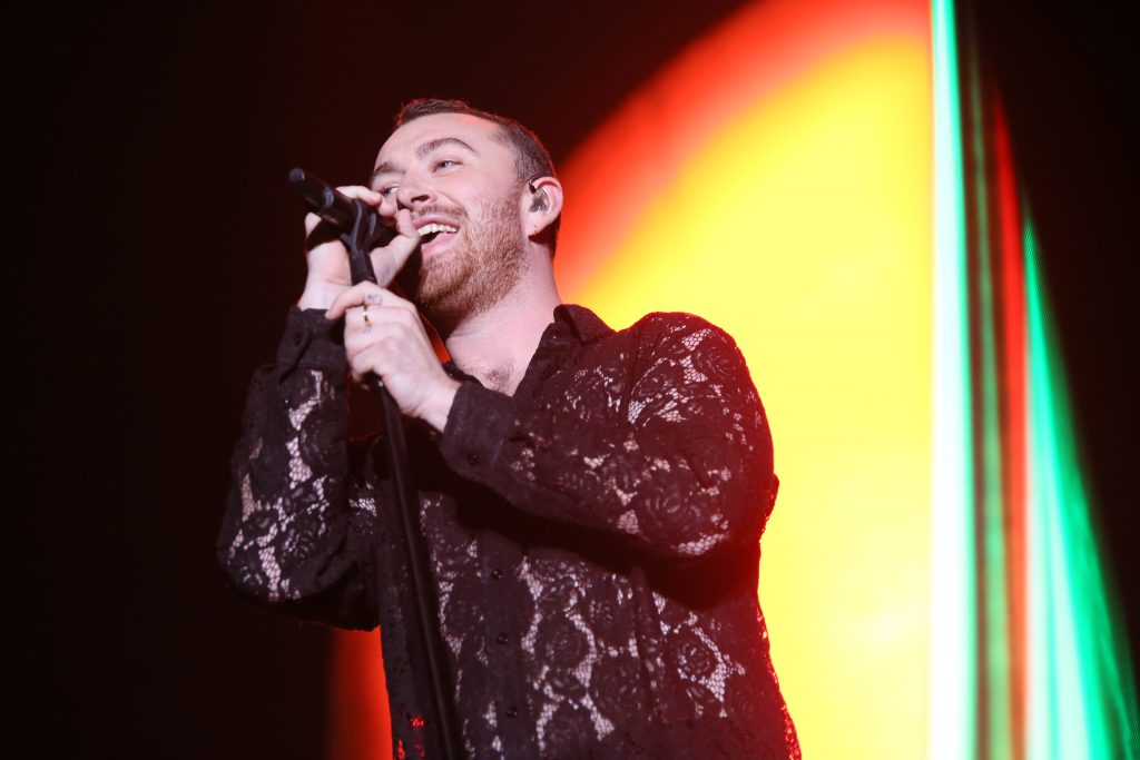 Sam Smith / Fotos: Erick Bustamante @thecircusphotorock