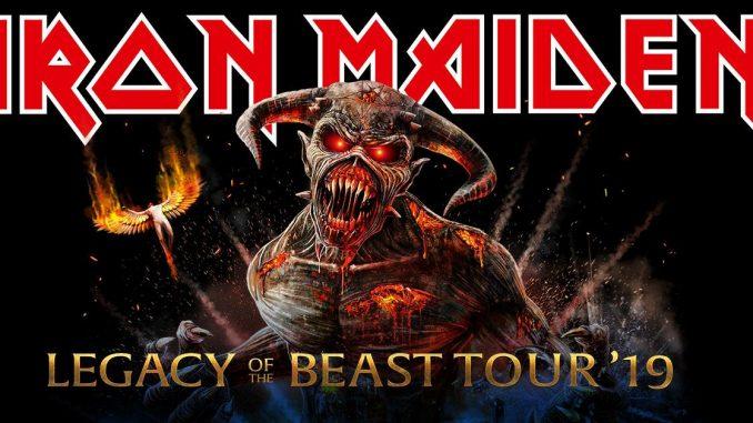 Iron Maiden agotó su segundo concierto en Chile — País metalero