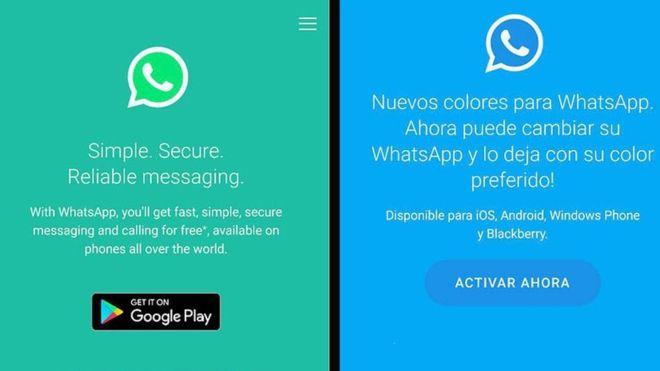 blackwhats estafa whatsapp