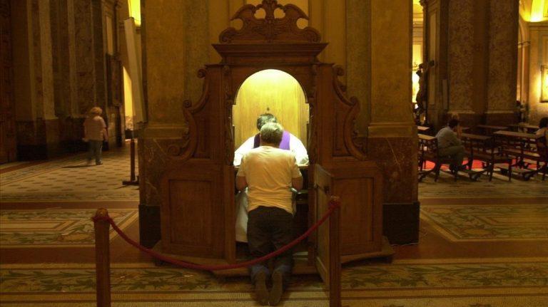 fin al secreto de confesión