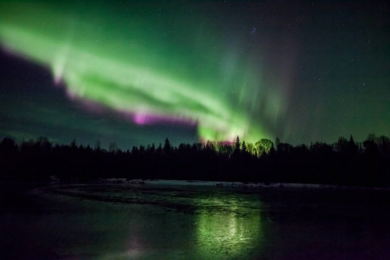 experimentos nasa noruega auroras boreales