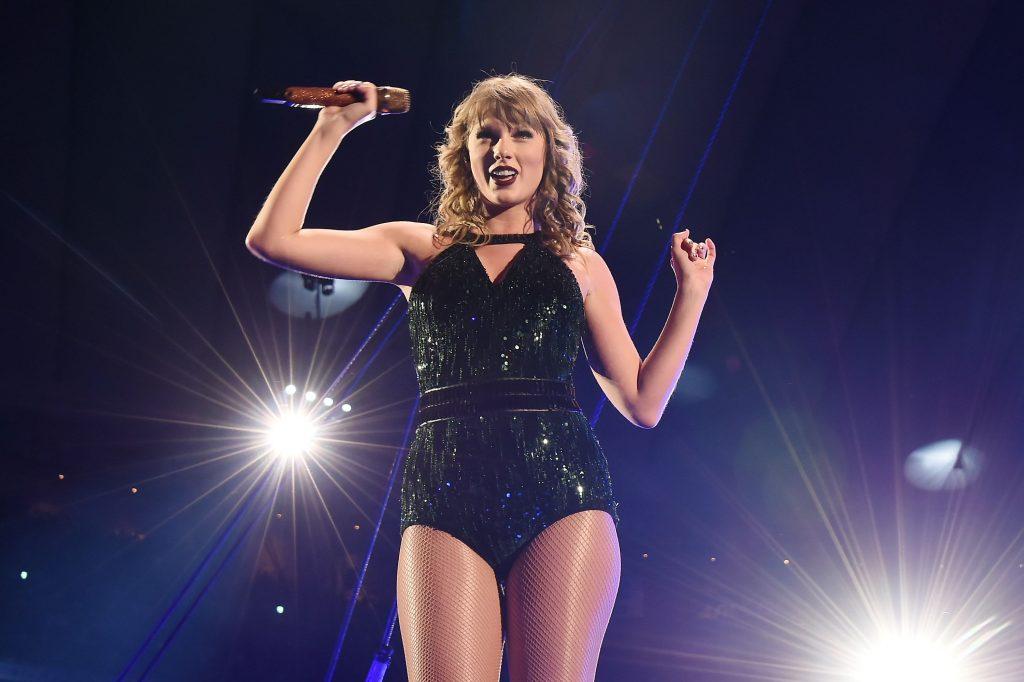 Su primera vez en Chile: Taylor Swift vendrá el 2020