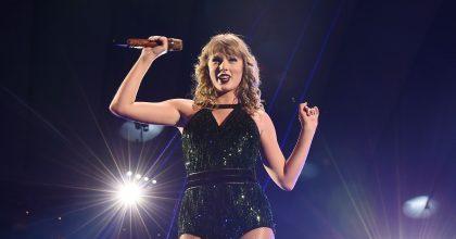 Taylor Swift en chile