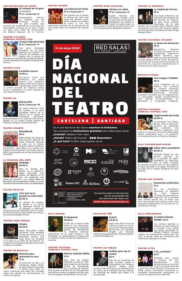 dia del teatro chileno
