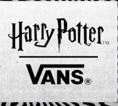 Cantidad de asustado Cielo  Ya están listas! Vans presentó las zapatillas inspiradas en Harry Potter