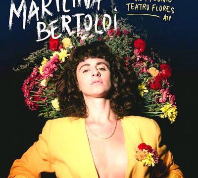 Marilina Bertoldi ganadora premios gardel