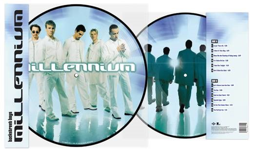 backstreet boys millennium2