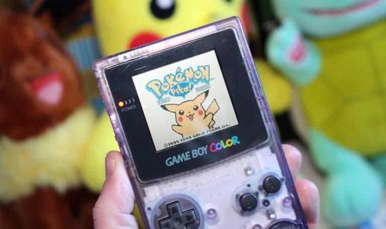 pokemon estudio neuronalñ