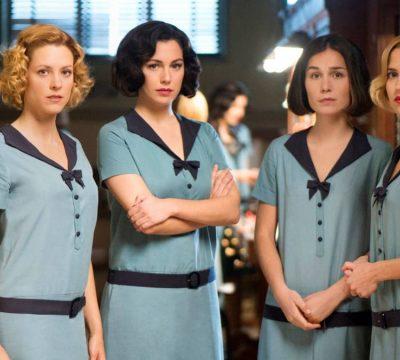 La cuarta temporada de Las Chicas del Cable vuelve a Netflix ...