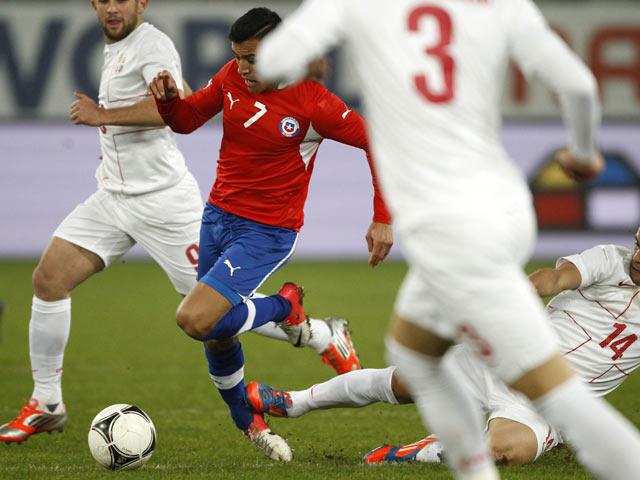 Chile partido 2
