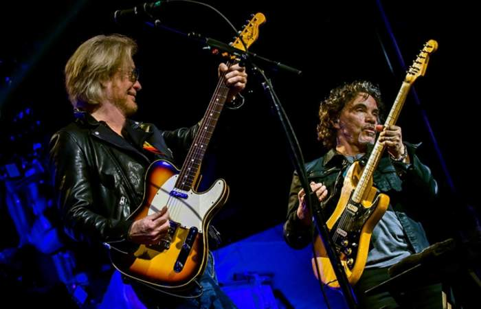 horarios hall and oates