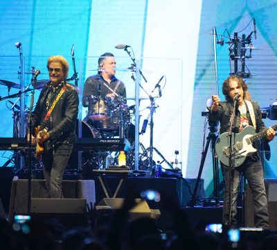 hall and oates debut en chile: fotos Jaime Valenzuela para DG Medios