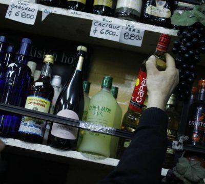 alcohol las condes