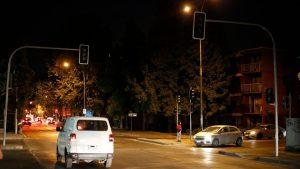 corte luz semaforos