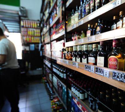 las condes venta alcohol