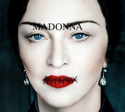 madame x record cover