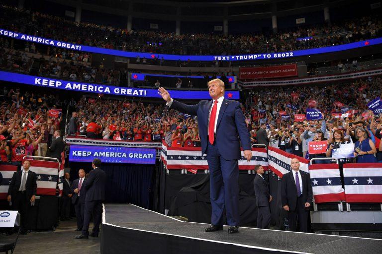reelección donald trump