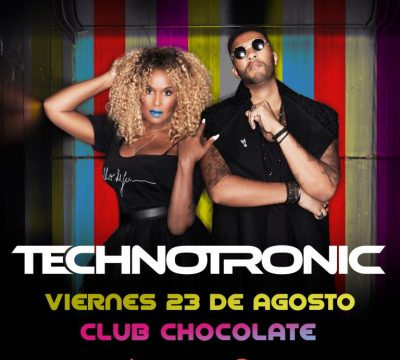 technotronic chile