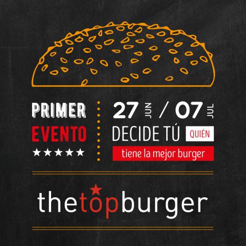 the top chile hamburguesas