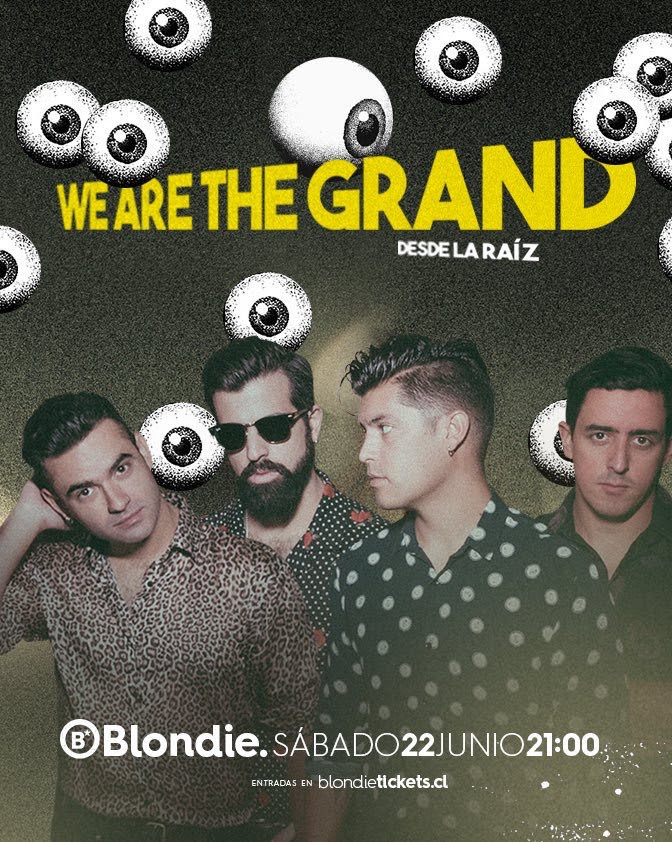 we are the grand concurso blondie