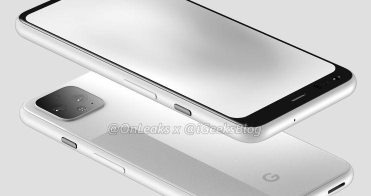 Pixel 4 nuevo smartphone google