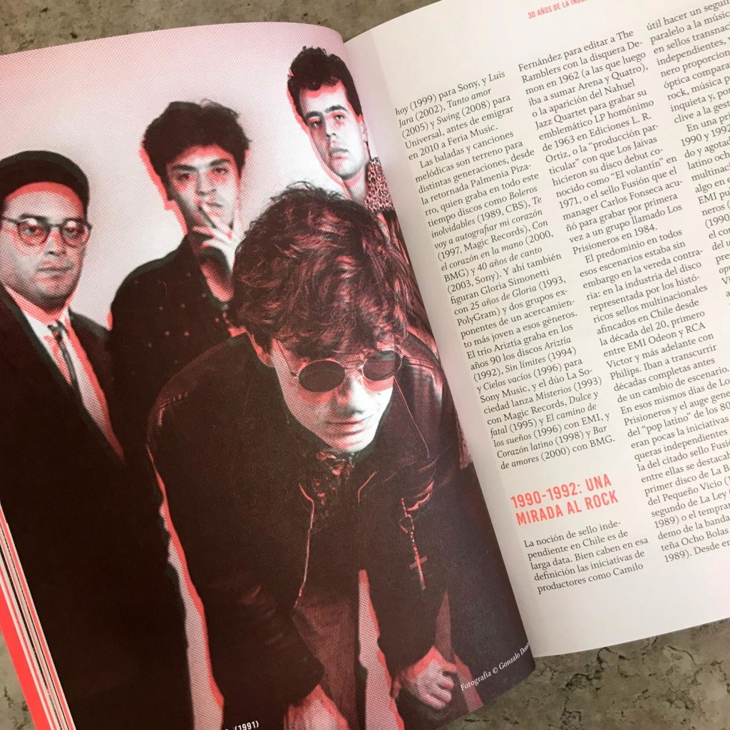 3 DECADAS DE LA MUSICA CHILENA 1988 2018_2