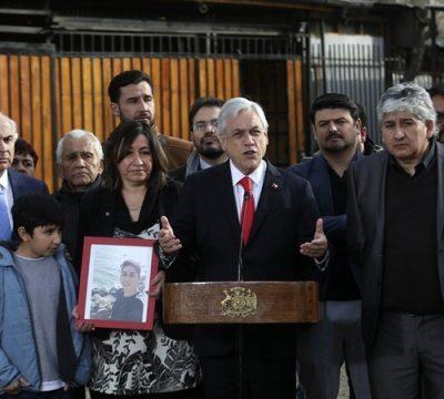 Piñera ley antiportonazos