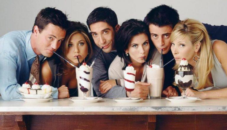 friends linea de cafés y tés