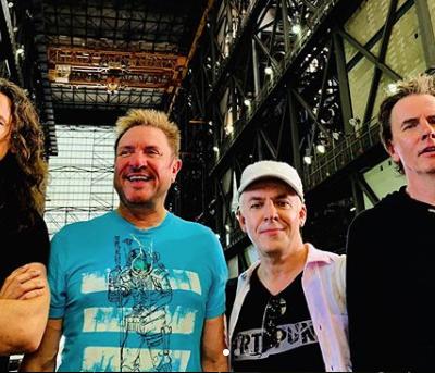 Duran Duran concierto NASA