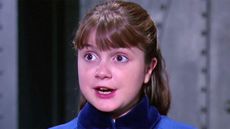 muere Denise Nickerson actriz de Willy Wonka y la fábrica de chocolates