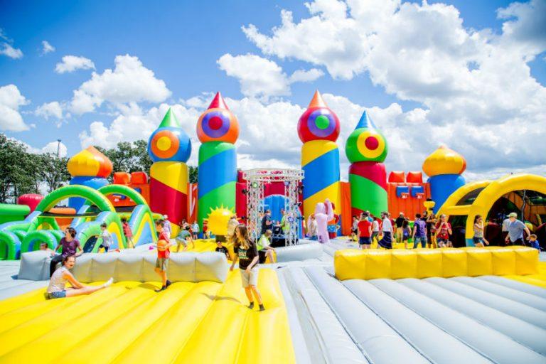 Panorama Jump City Park
